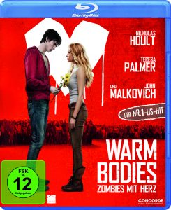Bluray-Cover zu Warm Bodies