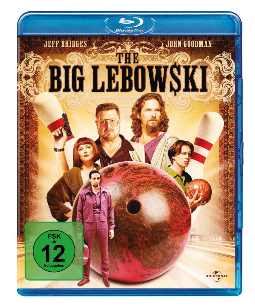 Bluray Cover zu the Big Lebowski von 1998