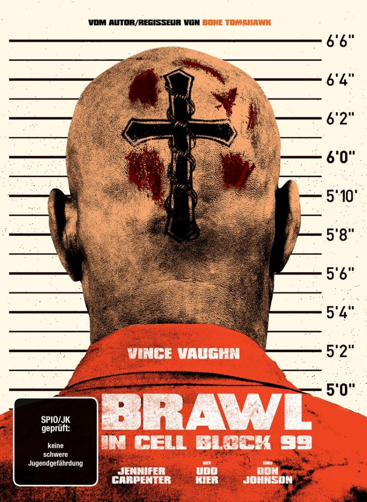 Brawl in Cell Block 99 Uncut © Capelight Pictures
