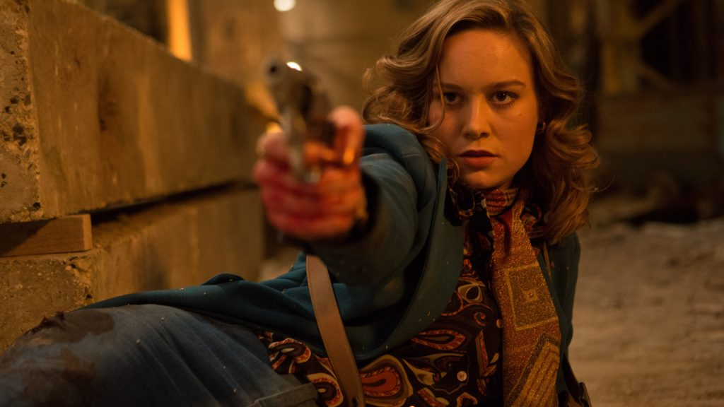 Brie Larson ist absolut schusssicher in Free Fire