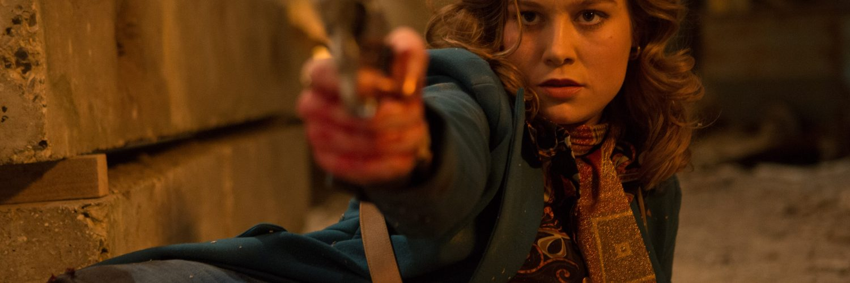 Brie Larson ist absolut schusssicher in Free Fire