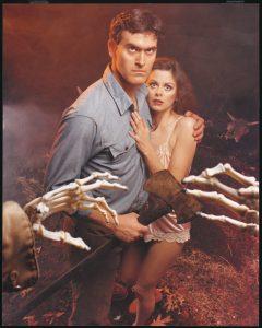 Bruce Cympbell in Tanz der Teufel von 1981