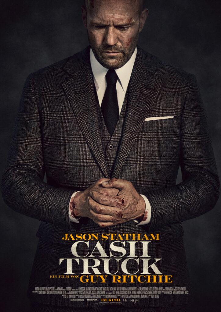 Das Plakat zu Cash Truck