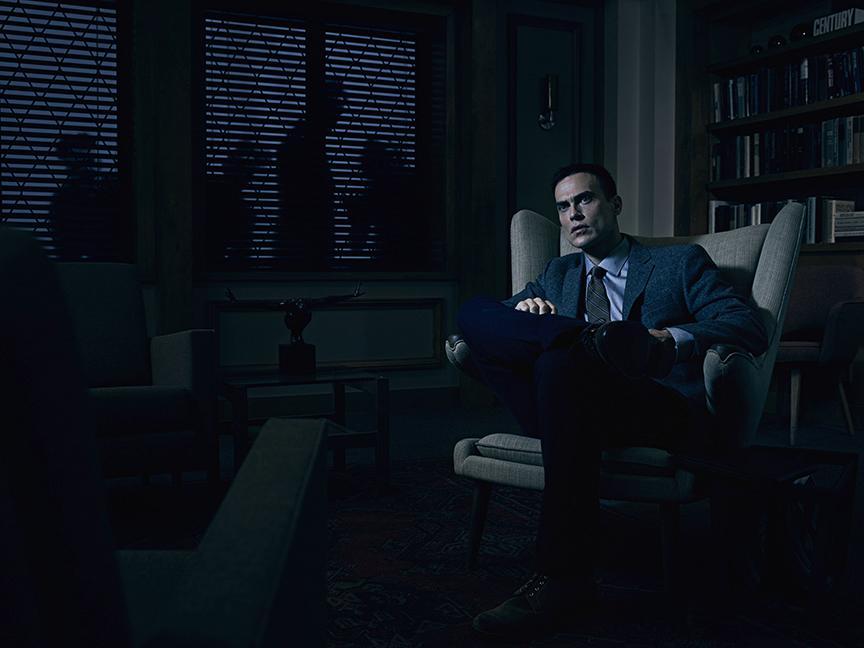 Wenn selbst der Psychiater nicht mehr helfen kann. American Horror Story: Cult © 2017 Twentieth Century Fox