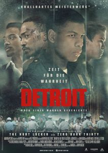 """Filmplakat von """"Detroit"""" by Concorde Filmverleih"""