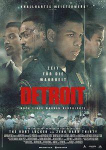"Filmplakat von ""Detroit"" ©Concorde Filmverleih"