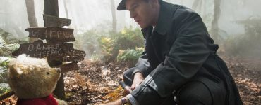"Christopher Robin (Ewan McGregor) und Winnie Puh in ""Christopher Robin"" © Walt Disney"