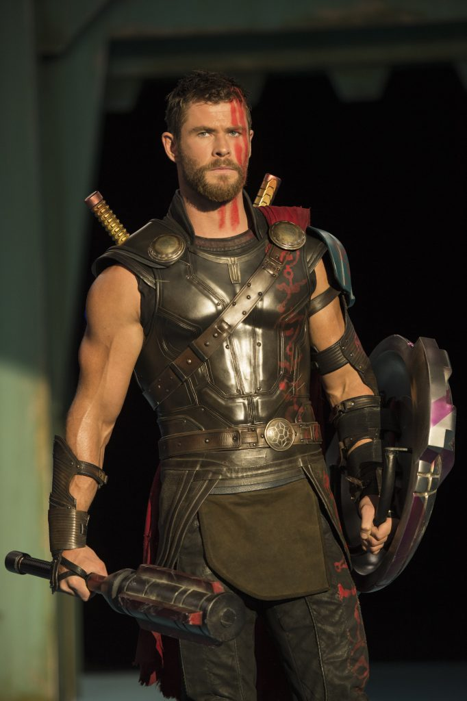 Marvel Studios' THOR: RAGNAROK..Thor (Chris Hemsworth)..Ph: Jasin Boland..©Marvel Studios 2017