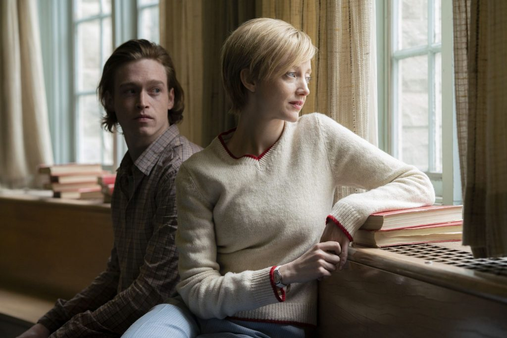 Caleb Landry Jones und Andrea Riseborough in The Kindness Of Strangers © 2019 Alamode Film