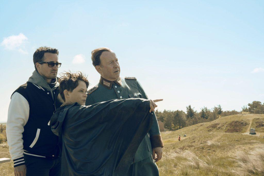 Christian Schwochow bei den Dreharbeiten zu Deutschstunde © Network Movie : Wild Bunch Germany 2019 : Georges Pauly