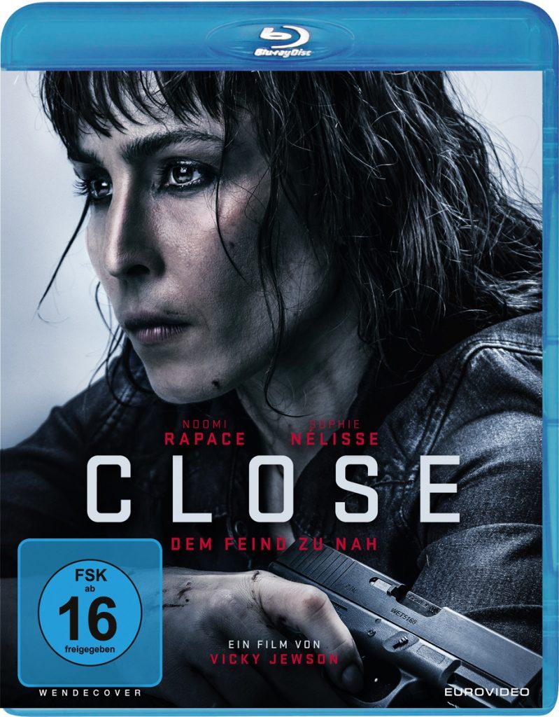 Das Cover von Close © 2019 EuroVideo Medien GmbH