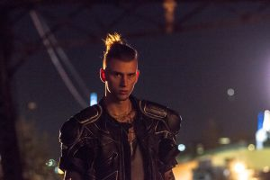 Nerve-Finalist Ty (Richard Colson Baker, bekannt als US-Rapper Machine Gun Kelly)
