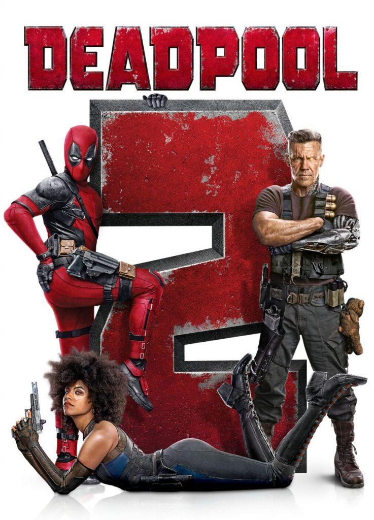 """Cover """"Deadpool 2"""" © 20th Century Fox"""