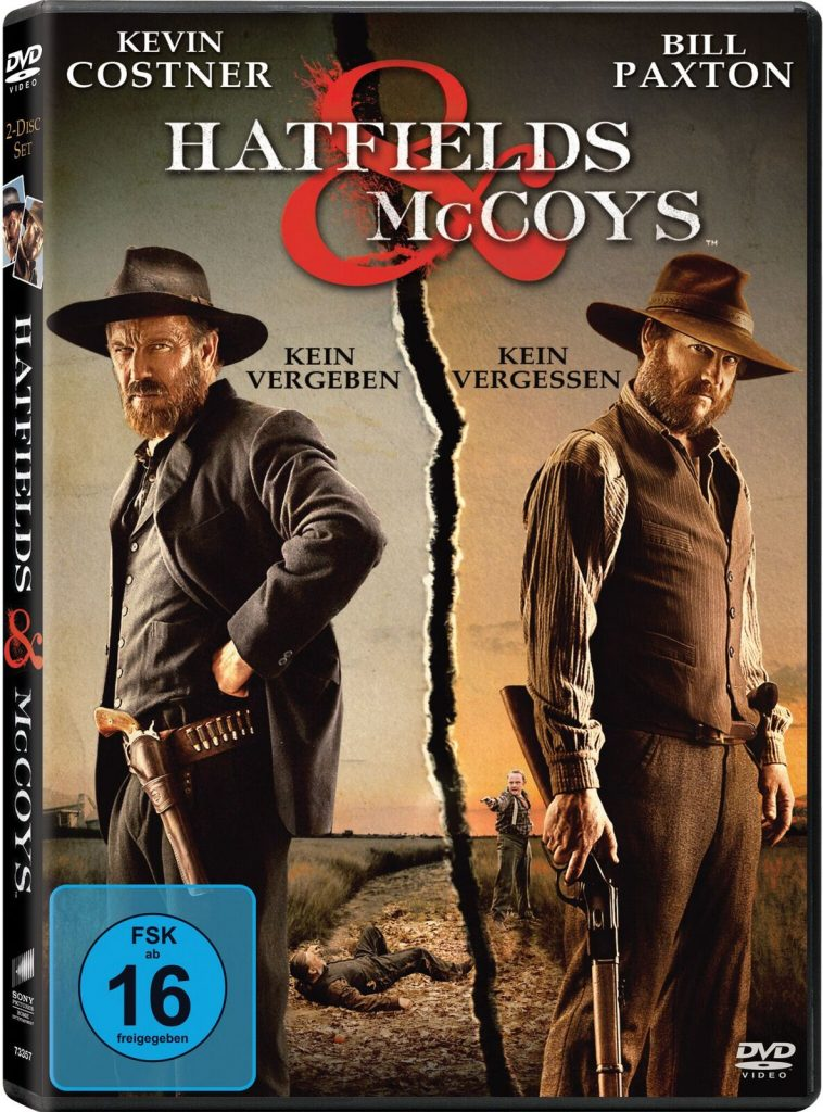 Cover Hatfields & McCoys ©2012 Hatfield and McCoy Productions, LLC. All Rights Reserved.