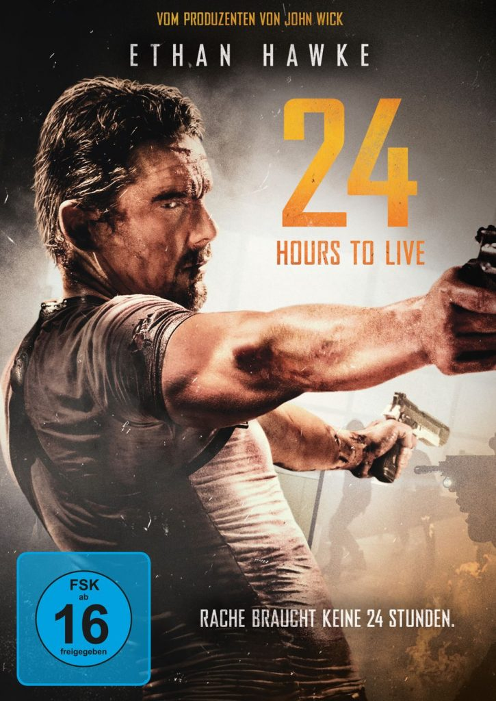 Cover zu 24 Hours to Live ©Universum Film
