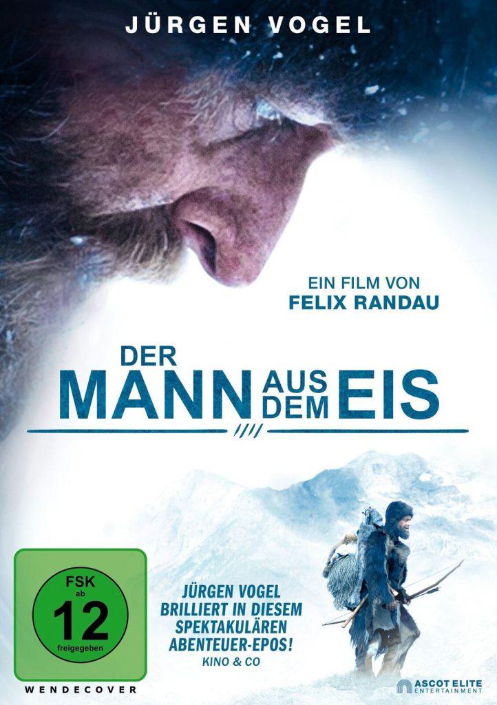 """Cover zu """"Der Mann aus dem Eis"""" © Ascot Elite Home Entertainment"""