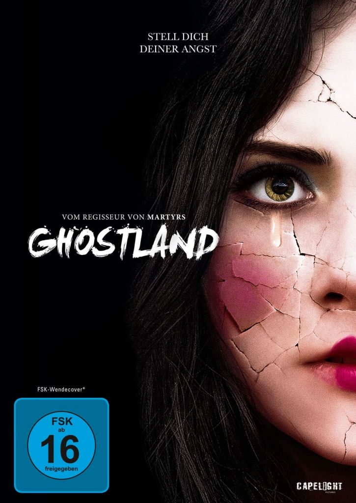 Cover zu Ghostland © Capelight Pictures