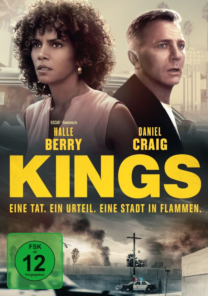 """Cover zu """"Kings"""" © Universal Pictures"""