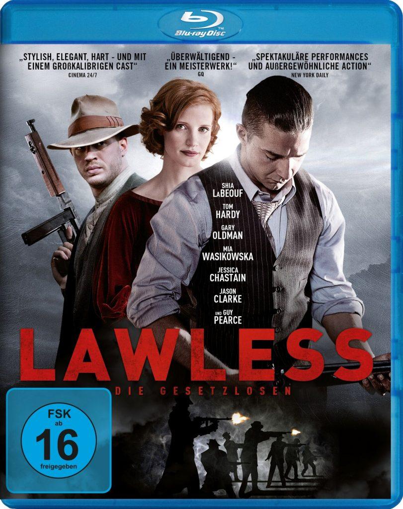 "Cover zu ""Lawless - Die Gesetzlosen"" ©Koch Media"