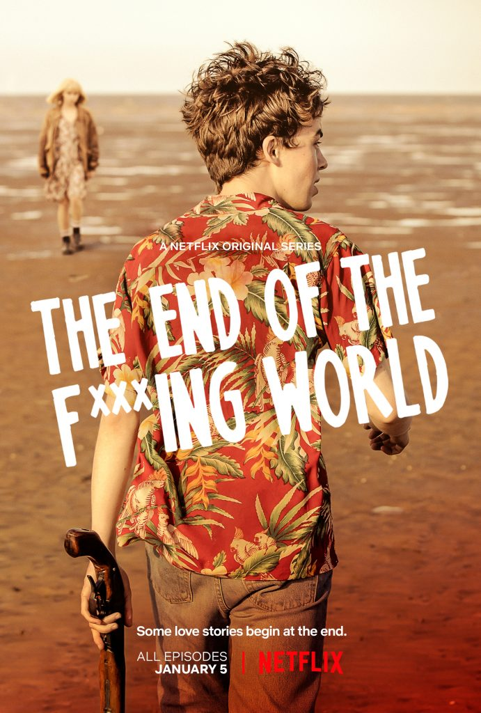 "Cover zu ""The End of the f...ing World"" ©Netflix"