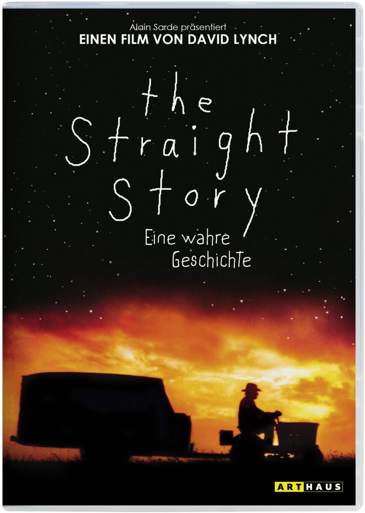 Cover zu The Straight Story