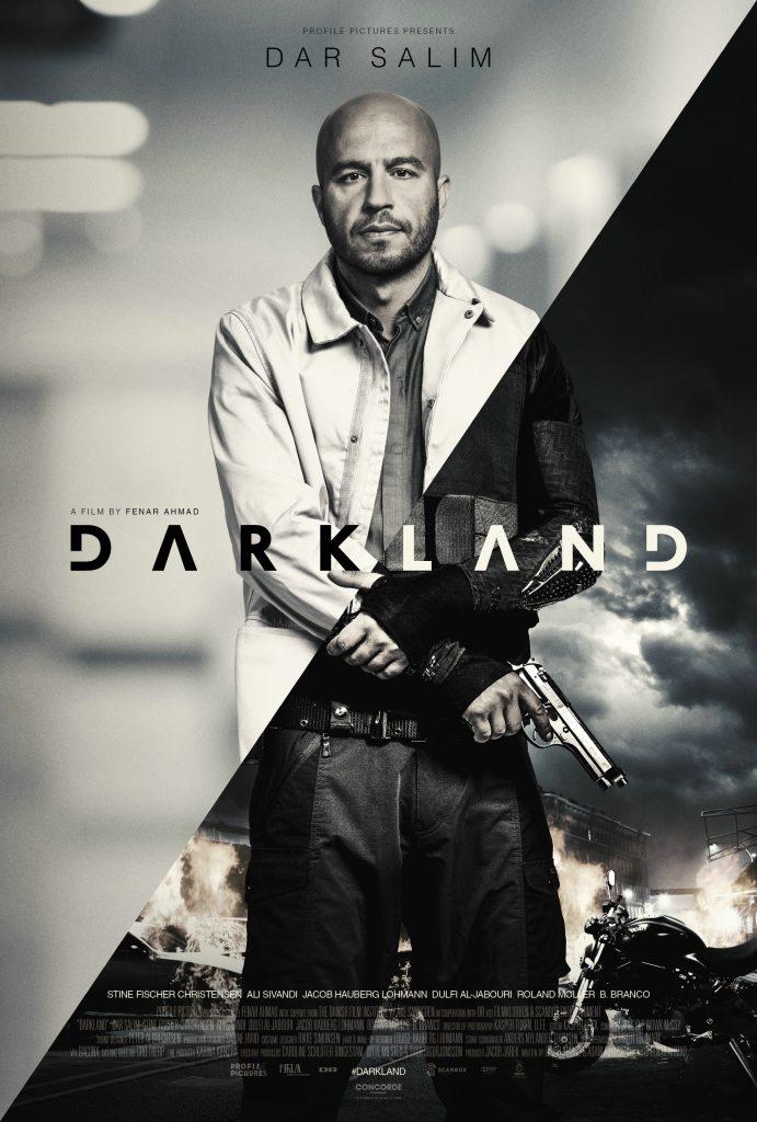 """DVD-Cover von """"Darkland"""""""