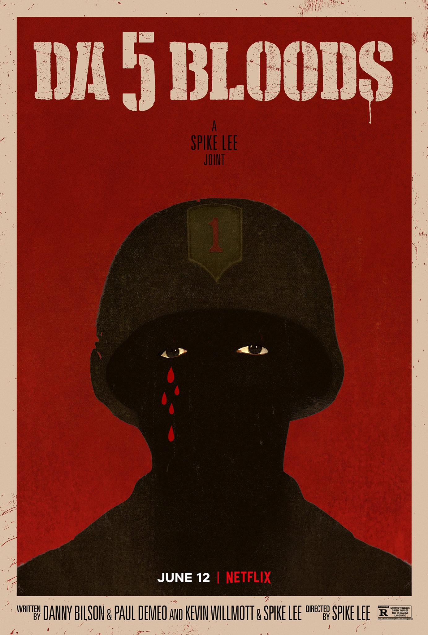 Das Poster zum Netflix-Original Da 5 Bloods