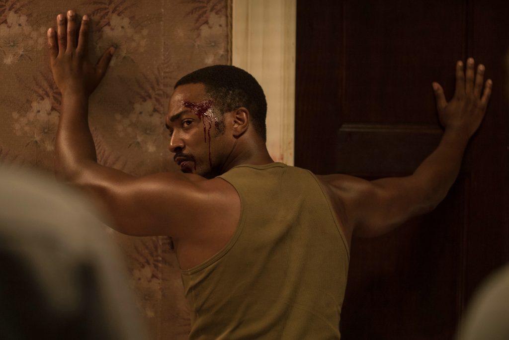 """Anthony Mackie als """"Greene"""" in """"Detroit"""" by Concorde Filmverleih"""