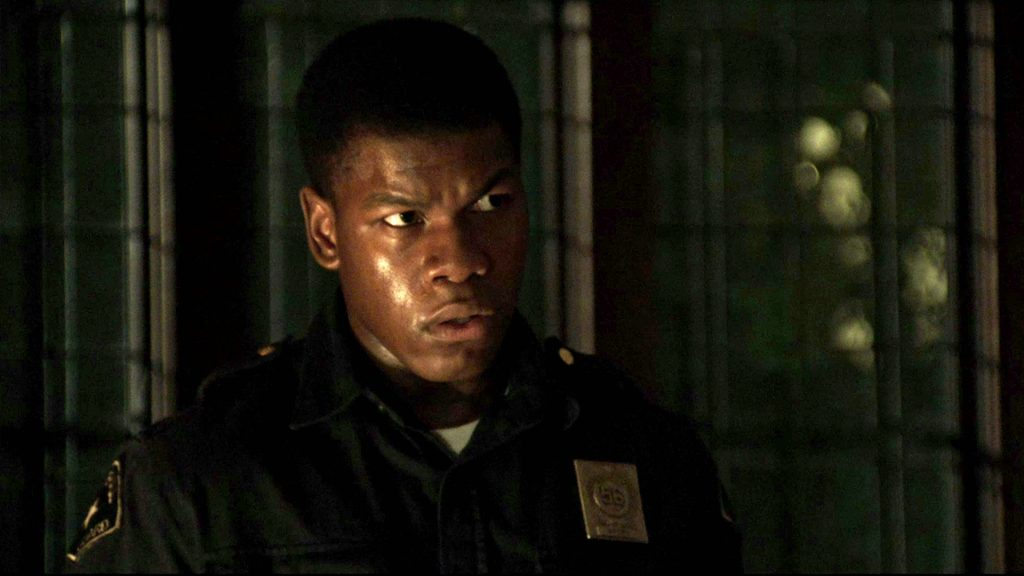 "John Boyega als ""Dismukes"" in ""Detroit"" by Concorde Filmverleih"