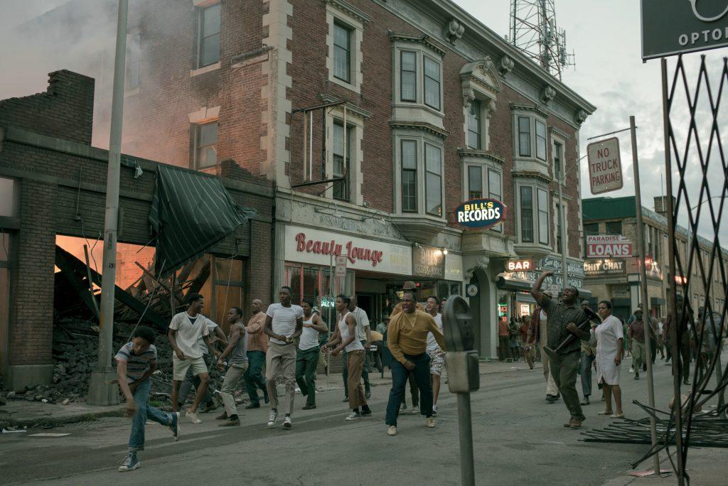 "Aufstand in ""Detroit"" by Concorde Filmverleih"