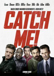 """Offizielles Filmplakat zu """"Catch Me!"""" © 2018 Warner Bros. Entertainment Inc."""