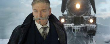 "Kenneth Branagh als ""Hercule Poirot"" in ""Mord im Orient Express"" by 20th Century Fox"