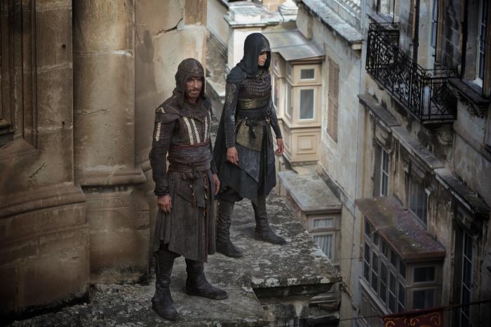 Eine Paradebeispiel für eine misslungene Videospielverfilmung: Assassin's Creed von 2016