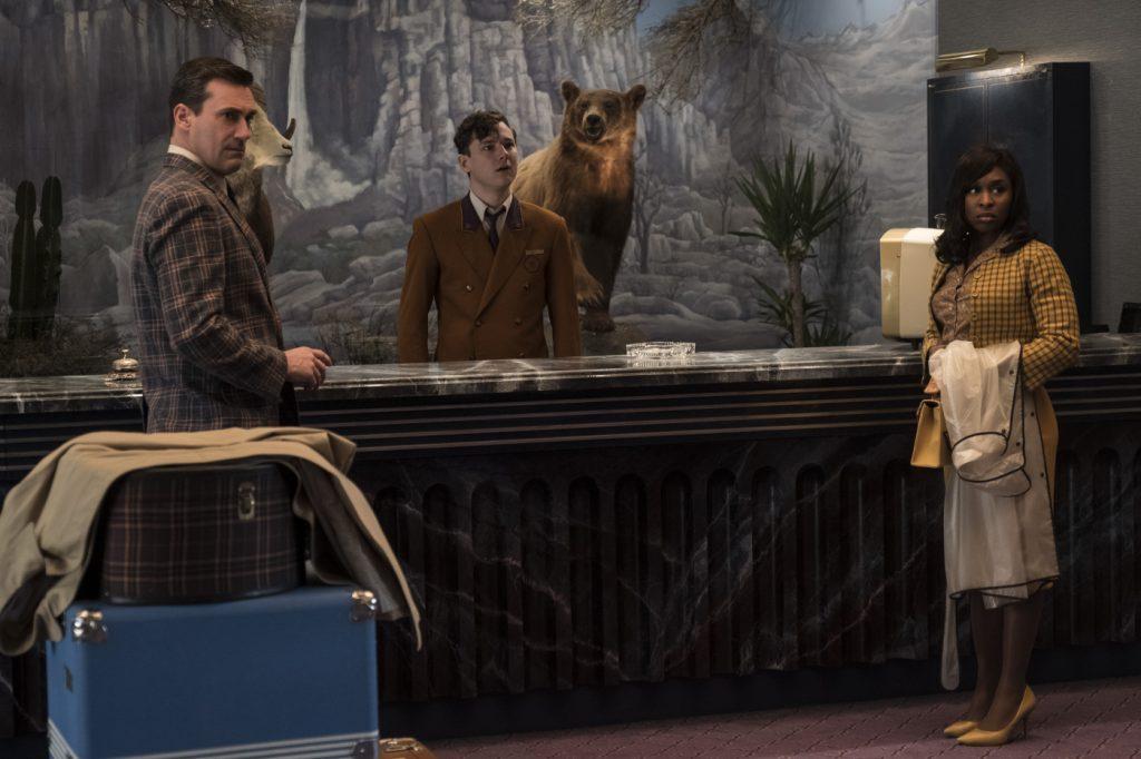 Das El Royale begrüßt seine neuen Gäste © 2018 Twentieth Century Fox Home Entertainment