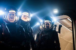 """Die Crew in """"Der Marsianer - Rettet Mark Watney"""""""