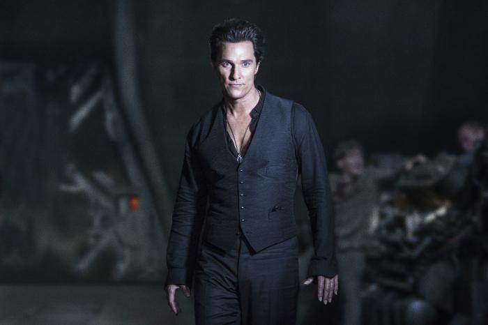 """Matthew McConaughey als """"Der Mann in Schwarz"""" in """"Der Dunkle Turm"""""""