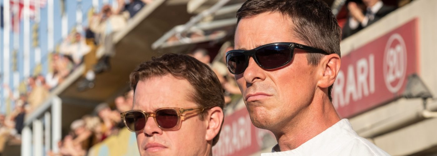 Matt Damon und Christian Bale in Le Mans 66: Gegen jede Chance