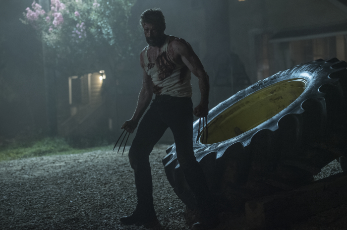 Hugh Jackman in Logan - The Wolverine von ©20th Century Fox Home Entertainment