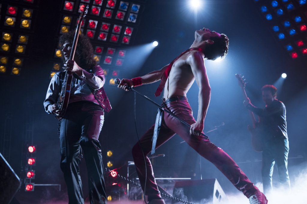 Bohemian Rhapsody on Stage © 20th Century Fox