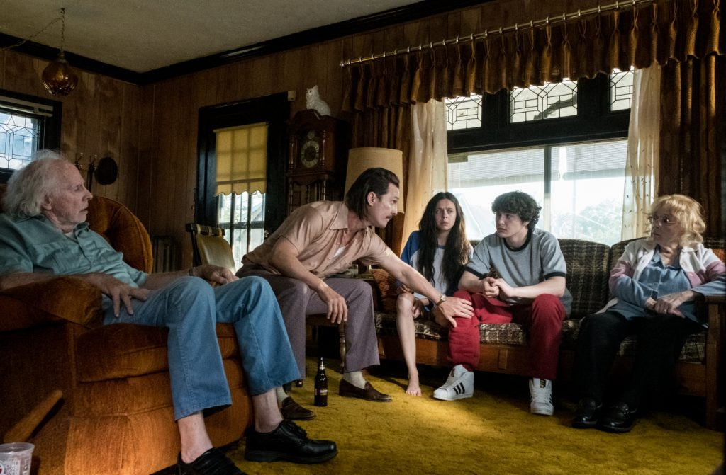 Die Familie von Rick © 2018 Sony Pictures Entertainment Deutschland GmbH