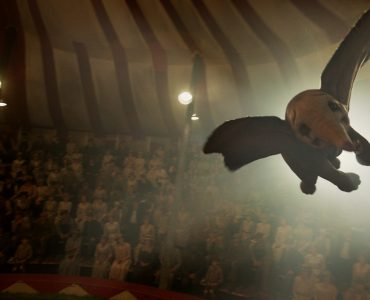 Dumbo in der Luft © The Walt Disney Company Germany