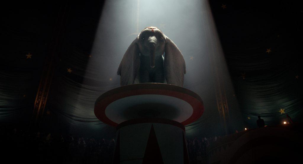 Dumbo ist im Fokus blass © The Walt Disney Company Germany