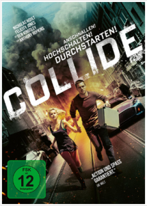 DVD-Cover zu Collide