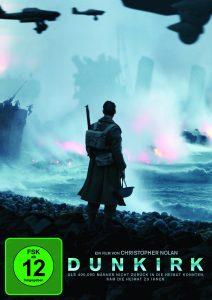 DVD-Cover zu Dunkirk