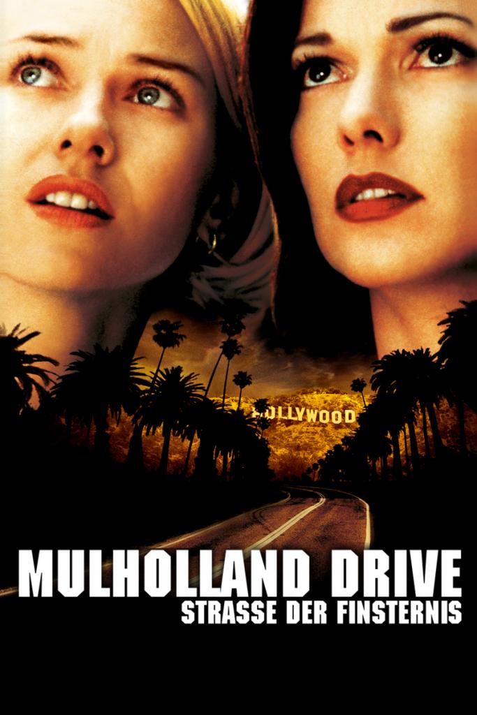 DVD-Cover zu Mulholland Drive von 2001