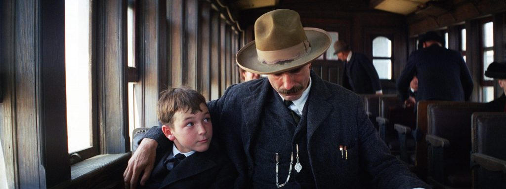 Daniel Plainview und sein Sohn in There will be Blood