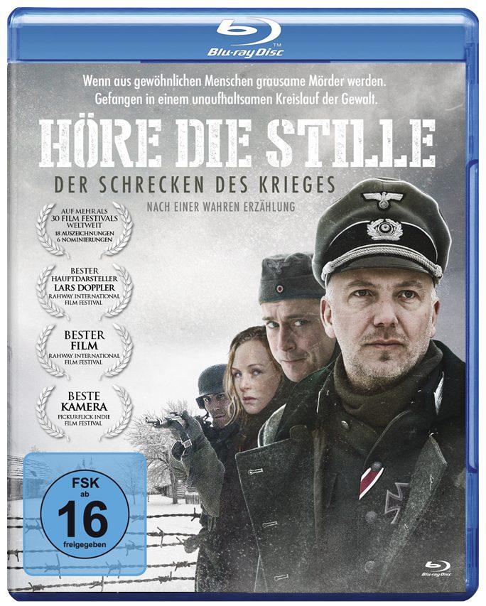 Das Blu-Ray Cover von Höre die Stille ©Tiberius Film