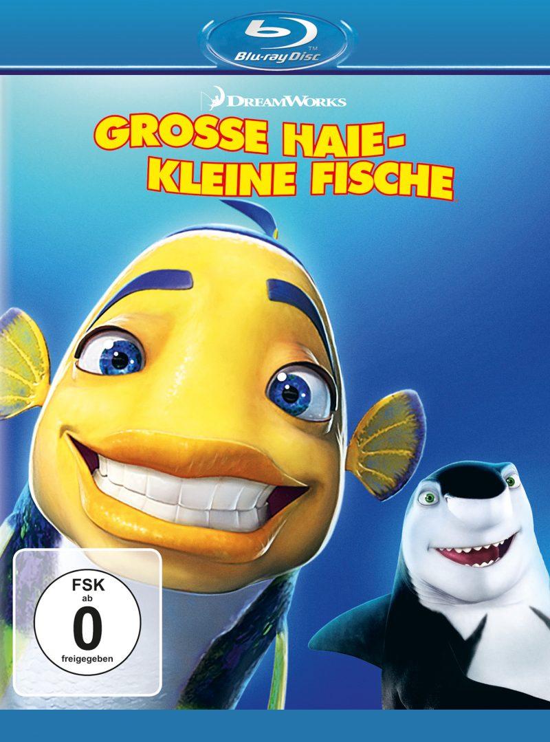 Das Blu-Ray-Cover zu Große Haie - Kleine Fische ©Universal Pictures
