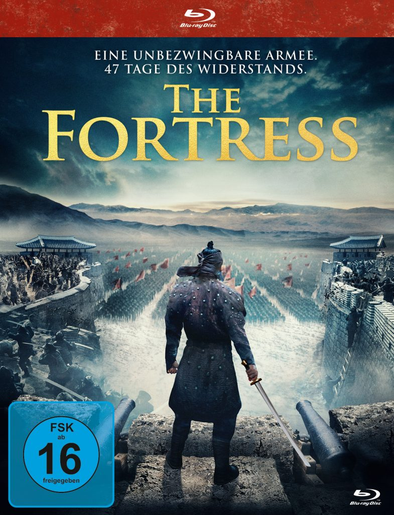 "Das Blu-Ray-Cover zu ""The Fortress"" ©Koch Films"