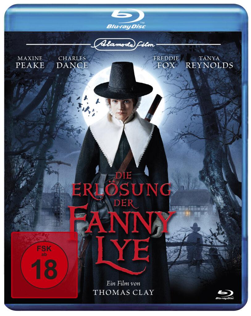 """Die Blu-ray zum Film """"Die Erlösung der Fanny Lye"""" © Alamode"""